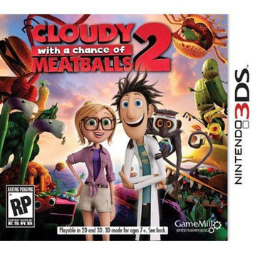 Game Mill Entertainment Cloudy Chance Meatballs 2 (Nintendo 3DS)