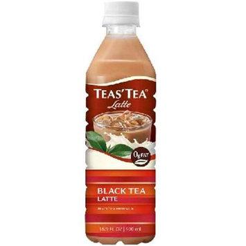 Teas Tea BG18945 Teas Tea Black Tea Latte - 12x16.9OZ