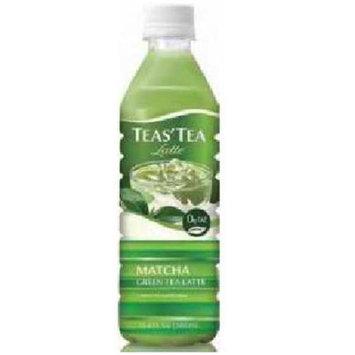 Teas Tea BG18946 Teas Tea Matcha Green Latt - 12x16.9OZ