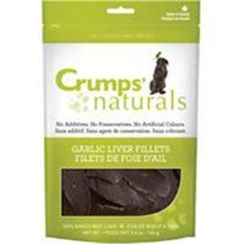 Crumps Naturals Garlic Liver Dog Treat Small