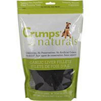 Crump Group Crumps Naturals Garlic Liver Dog Treat Large