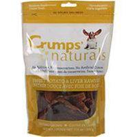 Crump Group Crumps Sweet Potato and Liver Dog Rawhide Small