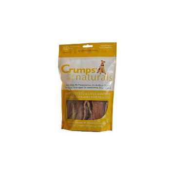 Crump Group Crumps Sweet Potato and Liver Dog Rawhide Large