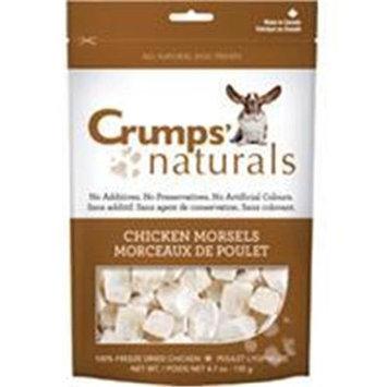 Crump Group Crumps Naturals Chicken Morsels Dog Treat Small