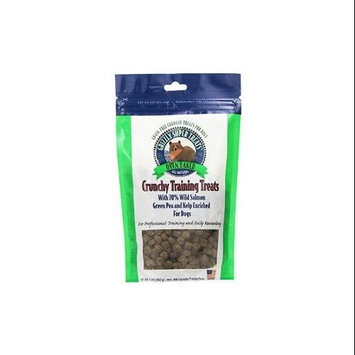 Grizzly Pet Products Grizzly Pet Crunchy Training Treats with Peas and Kelp 5oz