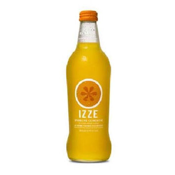Izze Beverage Co. BG14510 Izze Juice Sparkling Clementine - 20x16OZ