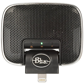 Blue Microphones Mikey Digital Microphone with Lightning Connector