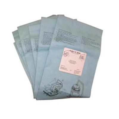 Oreck Commercial Sales Oreck 332844 Disposable Bags For CC28 And CC24 Wide Area Vacuum - 5 Pack