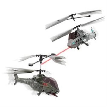 Microgear Remote Control FX-711 Battle RC 3.5 Channel Gyroscope Helicopter
