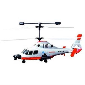Microgear Radio Control RC 3.5 Channel GunShip Helicopter W/ GYRO - Orange