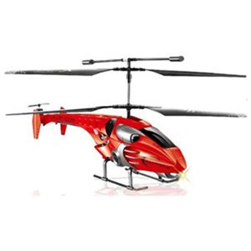 Microgear Remote Controll 15 R/C DX-308 3 CHANNEL GYRO HELICOPTER - RedIB
