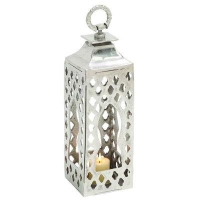 Woodland 27471 Moroccan Design Hanging Candle Lantern