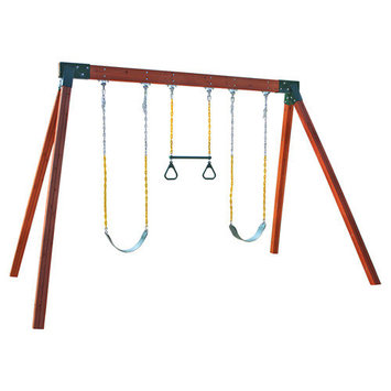Kidgymz Easy 1-2-3 Steel A Frame Bracket
