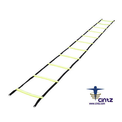Cintz Soccer speed Agility Ladder with Fixed Flat rungs