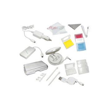 Mgear Super Travel Kit 20 in 1 For Nintendo DSlite