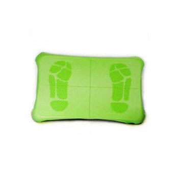Warehouse Pacific MGear Silicone Skin Case (Green) For Nintendo Wii Fit