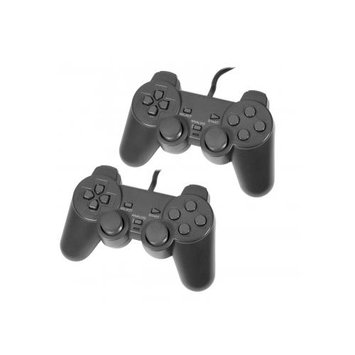 M-Gear Brand Wired Controller for PS3 - 2 Pack