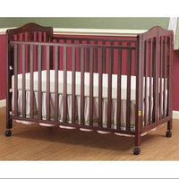 Orbelle Lisa Two Level Full Size FOLDING Crib - 374N