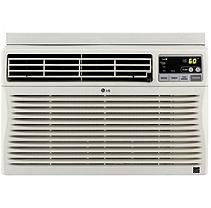 LG 10,000 BTU Window Mounted Air Conditioner with Remote Control (115 volts) - warehouse pacific