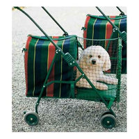 Kittywalk Systems Inc Kittywalk Original Stripe Pet Stroller