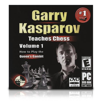 Viva Media 185 Gary Kasparov Teaches Chess Volume 1: How to Play the Queenapos;s Gambit