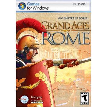 Take 2 Interactive Viva Media Grand Ages Rome [windows Vista/xp]