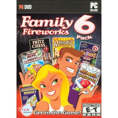 Viva Media 116235 Family Fireworks 6 Pack