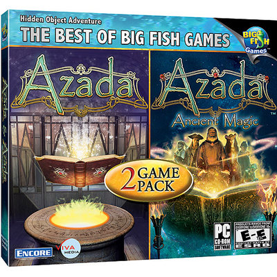 Encore Software Encore Azada - 2 Pack (Best of Big Fish)