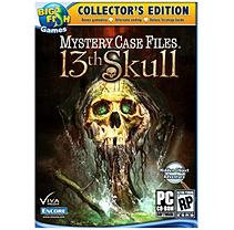 Encore Mystery Case Files: 13th Skull Collector's Edition - PC
