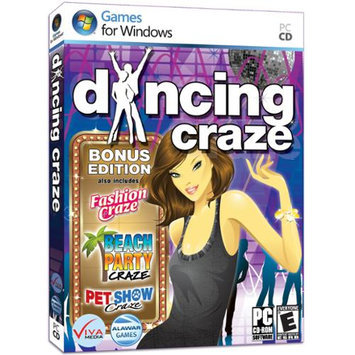Viva Media PC DANCING CRAZE - BONUS EDITION MBX