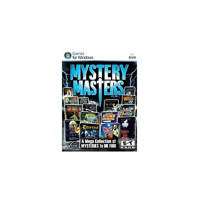 Viva Media Llc 2 Mystery Masters: Mega Collection Volume 2 - PC