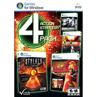 Encore Viva Media Action Strategy 4 Pack [windows Xp/vista/windows 7]