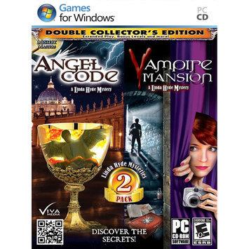 Viva Media Angel Code / Vampire Mansion Dbl Pack [windows Xp/vista/windows 7]