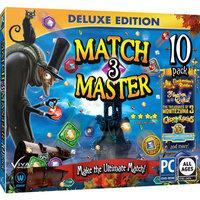 Encore Match-3 Master 10-Pack Jewel Case Jc