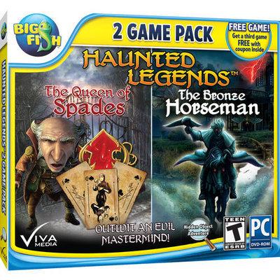 Encore Haunted Legends Pack Jc