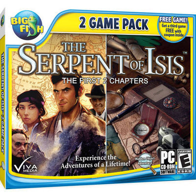 Encore V01293 Serpent Of Isis Pack Jc - Win XpVistaWin 7