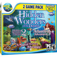 Encore V01294 Hidden Wonders Of The Depths Pack Jc - Win XpVistaWin 7
