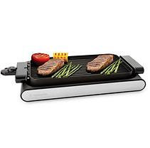 Wolfgang Puck Dual Sided Electric Reversible Grill Griddle