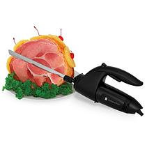Wolfgang Puck Electric Carving Knife with Five Position Rotary Handle