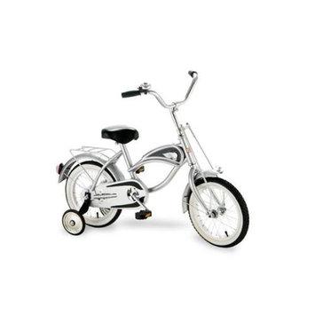 Morgan Cycle 14 in. Silver Cruiser Bike