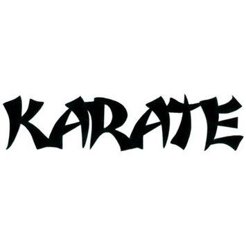 Scrapbook Mini Photogenix Laser Die-Cuts-Karate