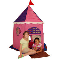 Jumpking Bazoogni Kids Fairy Princess Castle Play Tent