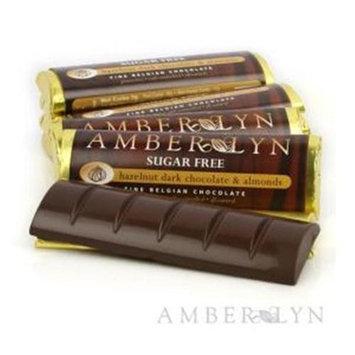 Amber Lyn BG10202 Amber DChocolate Cvrd Almond Sf - 8x5OZ