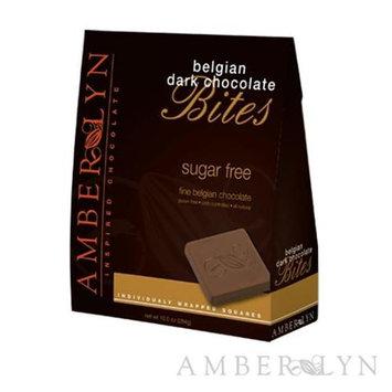 Amber Lyn BG10203 Amber Dark Chocolate Bites - 8x5OZ
