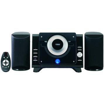 Naxa NSM-435 Digital MP3/CD Micro System with AM/FM Stereo