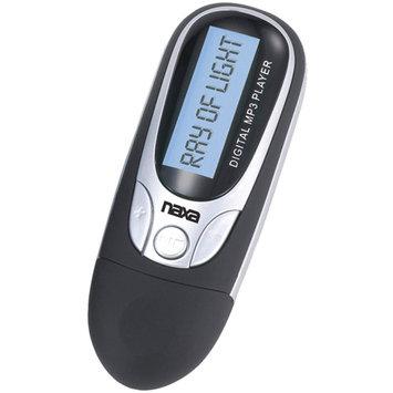 NAXA NM-105 4GB Portable MP3 Player - Black