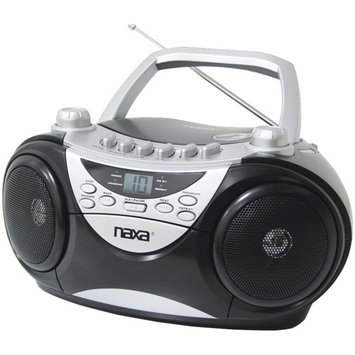 xa Portable Cd Player, Am/Fm Radio & Cassette Player/Recorder