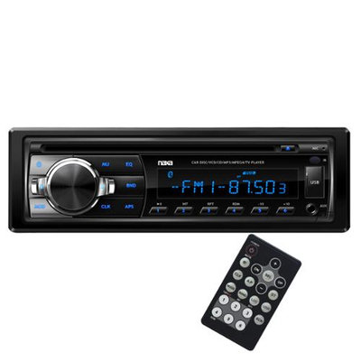 Naxa NCA603 Cd/mp3 Electronic Tuning Stereo Am/fm Radio Mp3 USB/sd