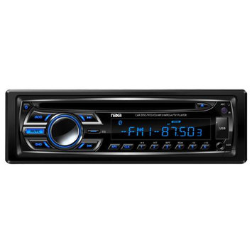 Naxa NCA604 Cd/mp3 Electronic Tuning Stereo Am/fm Radio Mp3 USB/sd
