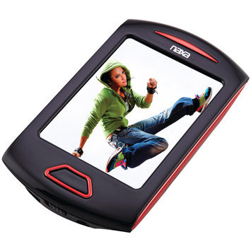 Naxa Nmv179bl 4GB 2.8 Touchscreen Portable Media Player (blue)